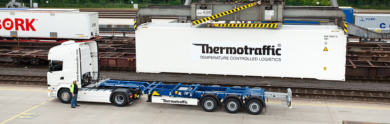 Intermodale Transporte
